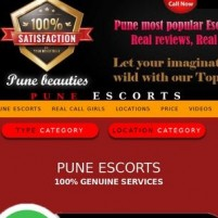 Pune Escorts Service  Real beauty is waiting for real person like you - punebeautiescom