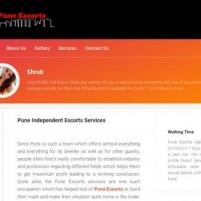 Pune Escorts Service  Independent Call Girls in Pune  NightPartyIn