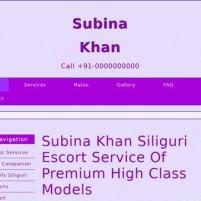 Subina Khan A Sexy Siliguri Escorts Service Of Siliguri Girls