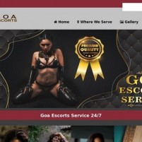 Goa Escorts Service  Call Girls in Goa Beach  Hotels