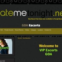 Goa Escorts  Independent Call Girls with Hotel *-*