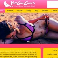 Goa Escorts Get Ready For Exploring Seductive