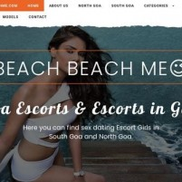 Goa Escorts  BeachBeachMe  Escorts in Goa - beachbeachmecom