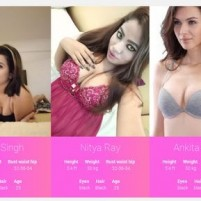 Goa Escorts  High Profile VIP Call Girls *-* Service - thesamjaincom