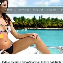 Indore Escort Luxury Love with Divya Indore Call - nikkyroy.in