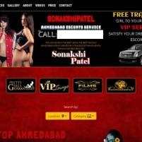 Ahmedabad Escorts  Escort Service in Ahmedabad - sonakshipatel.com