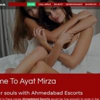 Ahmedabad Escorts  Ayat Mirza  Escort Service in Ahmedabad - ayatmirzacom