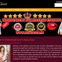 Ahmedabad Escorts  Call Now  Book Call Girls in Ahmedabad - nainakaurin