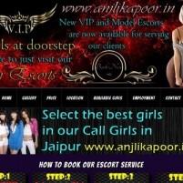 Jaipur Escorts Service  VIP Call Girls in Jaipur - anjlikapoorin