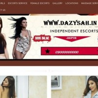 Jaipur Escorts  High Profile College Girls available here * - dazysahin