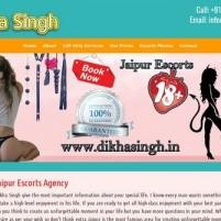 VIP Jaipur Escorts   Hot Call Girls Service in Jaipur- dikhasinghin