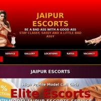 Jaipur Escorts  Independent Call Girls in Jaipur Hotels - hotescortsjaipurcoin