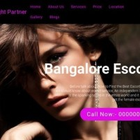 Bangalore Escorts  High Profile Independent Escorts *-* - midnightspartnercom