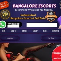 Bangalore Escorts  Escorts in Bangalore  Escort Service - bangaloreescortsco