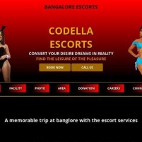 Escorts and High Profile Escort Service in Bangalore - codellabiz