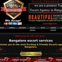 Bangalore escorts  Enjoy your life with our Female escorts  - hifigirlsnet