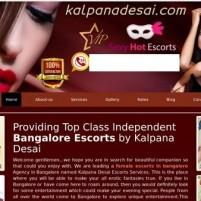 Bangalore Escorts  Independent Escorts Service * Available - kalpanadesaicom
