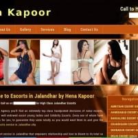 Jalandhar Escorts, Jalandhar Call Girls - henakapoor.com