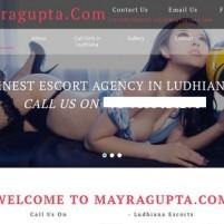 Ludhiana Escorts Service   Call Girls in Ludhiana - mayragupta.com