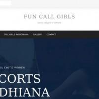 Call Girls in Ludhiana  - Ludhiana Escorts Service - funcallgirls.com