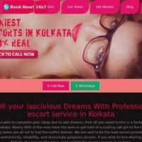 Kolkata Escorts  Book High-profile Escorts Service Online *-* - natashaescortservicescom