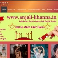 Bengali call girls in Kolkata offer escorts service in hotel - anjali-khannain