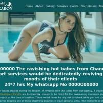 Chandigarh Escorts  Independent Model Call Girls Service - malaikaroy.com