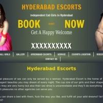 Hyderabad Escorts  High Profile College Call Girls amp Models *-* - hyderabadgirlsnet