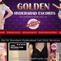 Golden Hyderabad Escorts  Hyderabad Call Girls Service Available - goldenhyderabadescortscom