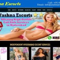 Hyderabad Escorts Service High-Profile Call Girls Photos - yashnaescortscoin