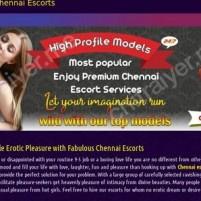 Chennai Escorts  High Profile Chennai Independent Escorts amp Models *-* - chitraiyerme