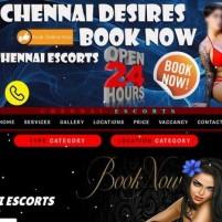 Chennai Escorts Service Beautiful Call Girls in Chennai - chennaidesiresin