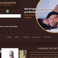 Chennai Escorts  Get College Girls *-* Available - chennaibeautiescom